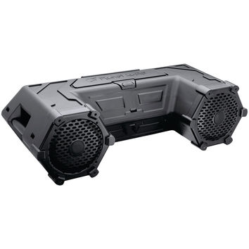 "Planet Audio Power Sports Series Waterproof All-terrain Sound System With Bluetooth & Led Light Bar (8"" 700 Watts)"