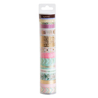 Tea Party Washi Tape Tube By Recollections™