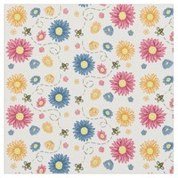 Spring Colors Fabric
