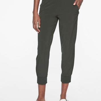 Soho Cropped Jogger | Athleta