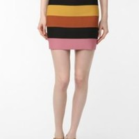 UrbanOutfitters.com > Pleasure Doing Business Banded Mini Skirt