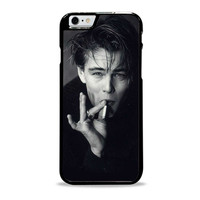 Leonardo Dicaprio Smoke Black And White Iphone 6s plus Case
