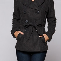 Perfect Peacoat