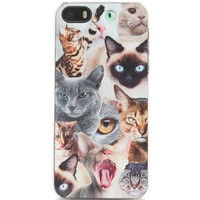 Zero Gravity Cat Riot iPhone 5/5S Case - Womens Scarves - Multi - NOSZ