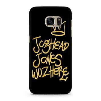 Jughead Jones Was Here Riverdale Samsung Galaxy S7 Case