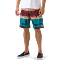 "Vans NF 20"" Boardshort (Tile Blue)"