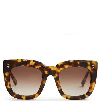 D-frame acetate sunglasses | Stella McCartney | MATCHESFASHION.COM UK