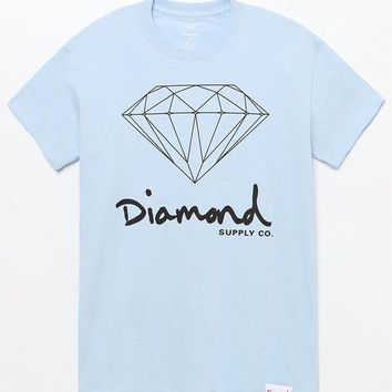 DCCKJH6 Diamond Supply Co OG Sign T-Shirt