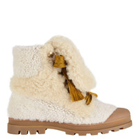 Parker Shearling Booties