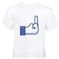 Facebook Funny Shirt T-Shirt> Offensive Facebook Shirt> La La Land Shirts