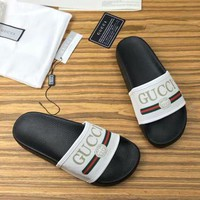 GUCCI Women Fashion Slipper Sandals Shoes