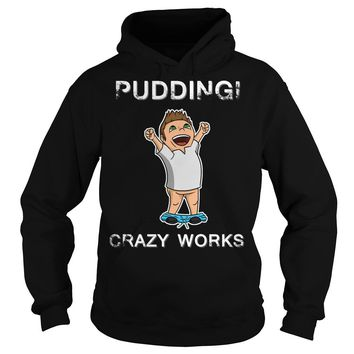 Dean Winchester: Pudding Crazy Works shirt Hoodie