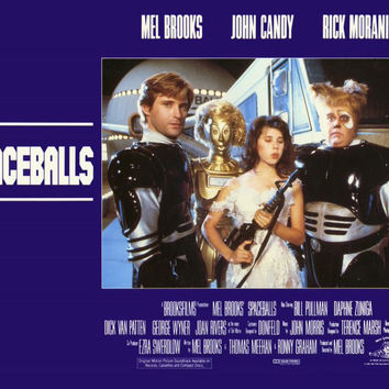 Spaceballs 11x14 Movie Poster (1987)