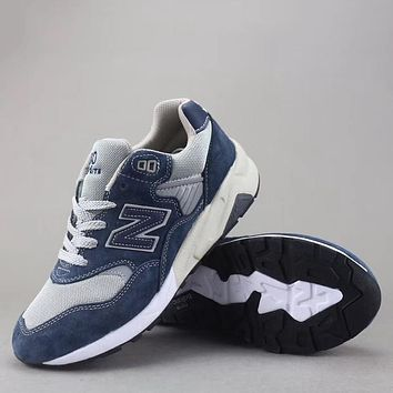 Trendsetter New Balance 580 Women Men Fashion Sneakers Sport Shoes