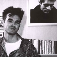 The Smiths Morrissey James Dean Poster 24x33
