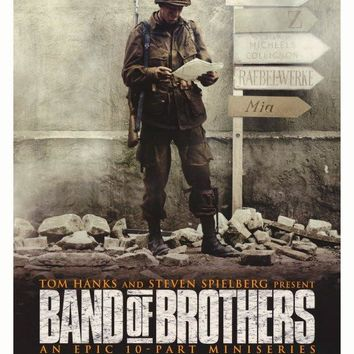 Band of Brothers 27x40 Movie Poster (2001)