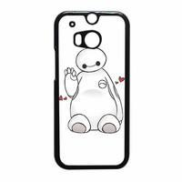 Hello I Love Baymax HTC One M8 Case