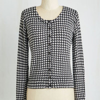 Short Length Long Sleeve Stand the Test of Timeless Cardigan by ModCloth