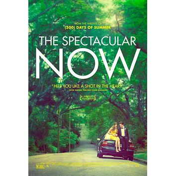 The Spectacular Now 27x40 Movie Poster (2013)