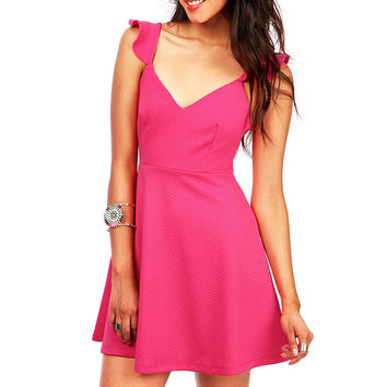 Derby Girl Skater Dress