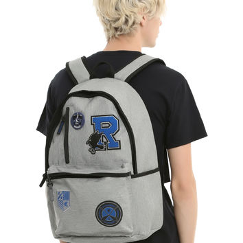 Harry Potter Ravenclaw Varsity Patch Backpack