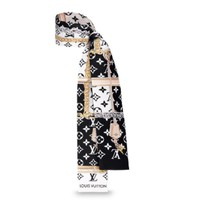 NEW Louis Vuitton Monogram Confidential Bandeau silk Scarf