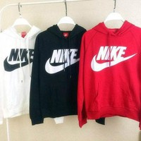 Nike: Women's new female sport leisure sweater sweater Tagre™