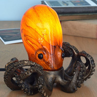 ModCloth Nautical You Octo Glow Lamp