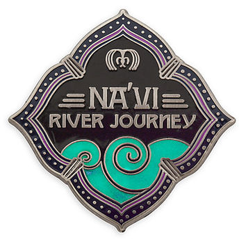 Disney Parks Na'vi River Journey Pin Pandora The World of Avatar Pin New