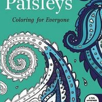 Paisleys : Coloring for Everyone by Skyhorse Publishing (Paperback): Booksamillion.com: Books