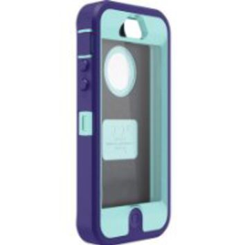 SuperBox Protector - Generic for Otterbox Defender iPhone 5 - Multiple Colors (Boisonberry (Purple / Teal))