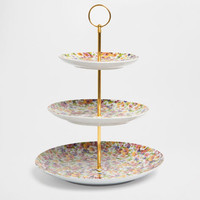 SPRING THREE-TIER SERVING DISH - Serving Dishes - Tableware | Zara Home United States