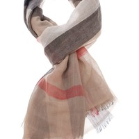 Burberry London 'House check' scarf