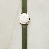 Henry London Chiswick Watch in Green Size: One Size Watches