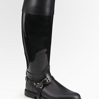 Cheshire Flat Rain Boots - Zoom - Saks Fifth Avenue Mobile