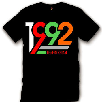 The Fresh I Am Clothing 1992 Hare 7's Tee