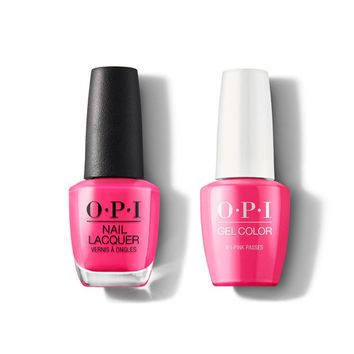 OPI - Gel & Lacquer Combo - V-I-Pink Passes
