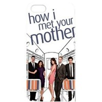Custom Creative How I Met Your Mother poster case for Iphone 5 best cover show 1wa96