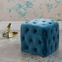 Penelope Pouffe|Little Stools|Seating|French Bedroom Company