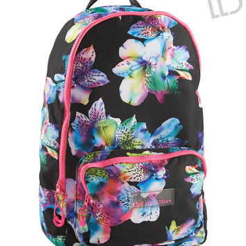LLD Floral Backpack