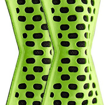 remodeez Footwear Deodorizer: Charcoal Odor and Moisture Remover, Green (2 Pack)