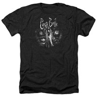 CORPSE BRIDE/BRIDE TO BE-ADULT HEATHER-BLACK