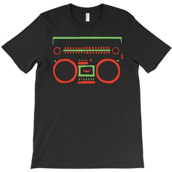 a tribe called quest   speaker hip hop the cutting edge T-Shirt