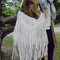 Flawless in Fringe Bag