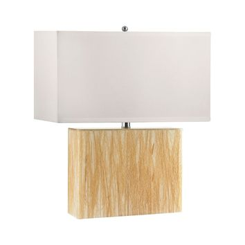 352 Wild Wheat Acrylic Table Lamp With Night Light