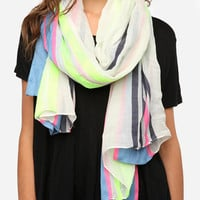 BDG Pop Stripe Scarf