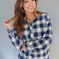 Carbondale Plaid Tunic