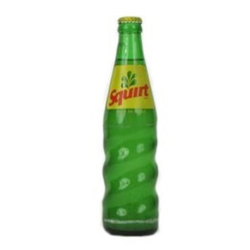 Squirt Glass Bottle
