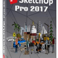 SketchUp Pro 2017 Crack with License Keygen Full Version Free