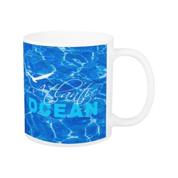 Atlantic Ocean Coffee Mug